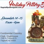 Holiday Pottery Sale, Flagstaff Potters' Guild