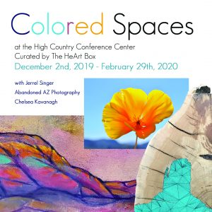 Colored Spaces