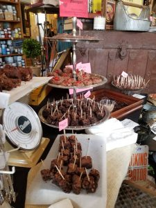 6th Annual Chocolate Walk in Historical Downtown Flagstaff