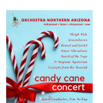 Orchestra Northern Arizona's Candy Cane Concert