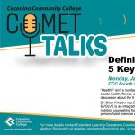 CCC Comet Talks: 5 Key Pillars of Health