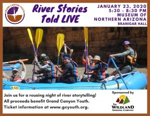 River Stories Told Live: A Fundraiser