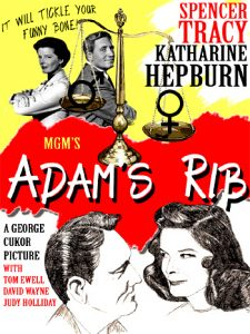 Adams Rib. A Film at NAU