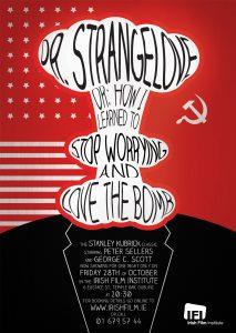 Dr. Strange Love. A Film at NAU