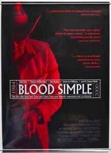 NAU Spring 2020 Film Series Presents: Blood Simple - CANCELED