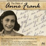 The Diary of Anne Frank: An Educational Performance