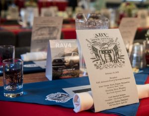 6th Annual ABV Beer Dinner