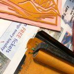 Create Your Own Valentine - Linocut Printmaking Workshop