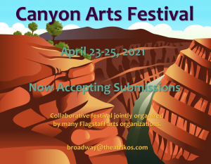 Canyon Arts Festival - Now Accepting Submissions