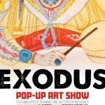 Exodus Pop-Up Art Show