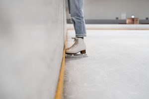 National Skating Month - Free Skating Lessons