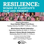 Women's History Month Celebration - Resilience Exhibit