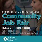 Job Fair 2020 at Coconino Community College