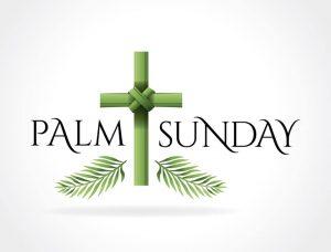 Palm Sunday at Living Christ Lutheran Church