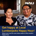 Local Lumberjacks Happy Hour
