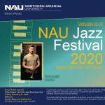 NAU Jazz Festival Guest Artist Concert