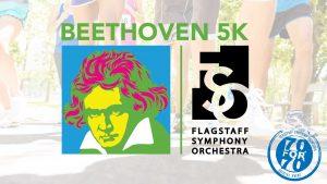 """Beethoven """"Virtual"""" 5K Race"""