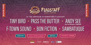 1st Annual Flagstaff Music Festival - POSTPONED