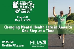Five Fifty Fifty Run: A Walk For Mental Health