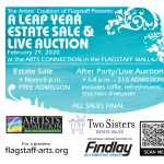 A Leap Year Estate Sale and Art Auction