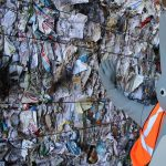 Earth Day Recycling Center Tour