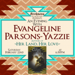 An Evening With Evangeline Parsons-Yazzie