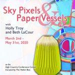Sky Pixels and Paper Vessels