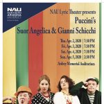 "NAU Lyric Theatre Presents Puccini's ""Suor Angelica"" and ""Gianni Schicchi"""