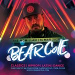 DJ Bear Cole at The McMillan