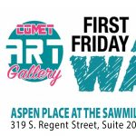 CANCELED: First Friday ArtWalk - CCC Comet Fine Art Gallery - CANCELED IN APRIL