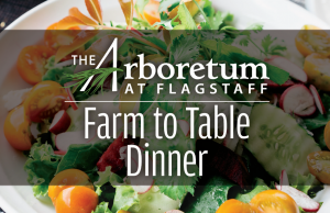*CANCELED* Farm to Table Dinner at The Arboretum a...