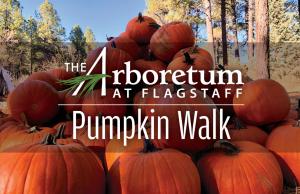 **CANCELED** Annual Pumpkin Walk at The Arboretum at Flagstaff
