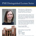 2020 PMI Distinguished Lecture Series