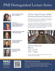 2020 PMI Distinguished Lecture Series | Panel Disc...