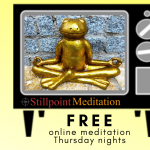 Online Meditation every Thusrday night