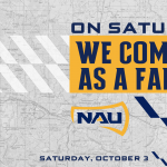 NAU Lumberjacks Football vs. Idaho State