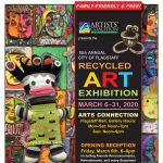 Opening Reception - 18th Annual City of Flagstaff Recycled Art Exhibition
