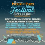 ***POSTPONED**Pickin' in the Pines Bluegrass &...