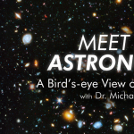Live-Stream | Meet an Astronomer | Dr. Michael West