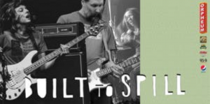 ***NEW DATE!*** Built to Spill Concert