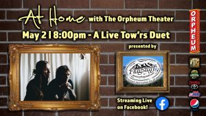 At Home with the The Orpheum Theater