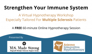 Hypnotherapy for Multiple Sclerosis - Strengthen Your Immune System