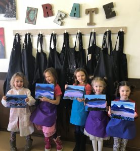 Creative Kids Summer Camp - Week 2 (Ages 5-8 years old)