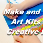 Creative Kids Kits - Take Home Art Lesson Kits