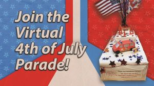 """Coconino Community College """"Virtual"""" Fourth of July Parade"""