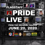 Flagstaff PRIDE: Live!