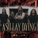 As I Lay Dying: A Live Concert