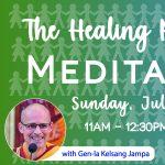 Live Stream: The Healing Power of Meditation