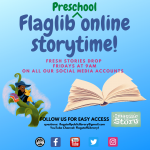 Preschool Online Storytime