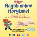 Toddler Online Storytime